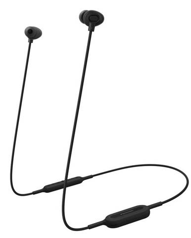 Slúchadlá Panasonic RP-Nj310be-K čierna