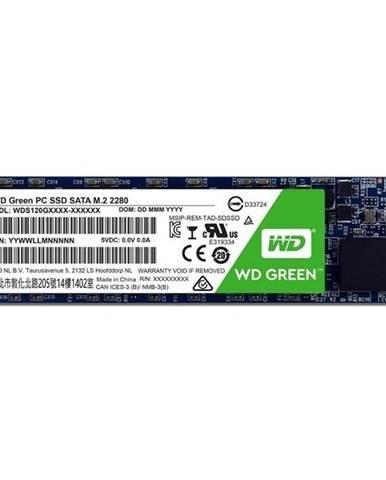 SSD Western Digital Green 3D Nand 480GB M.2