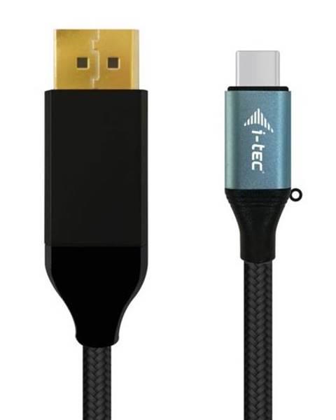 i-tec Kábel i-tec USB-C / DisplayPort, 1,5m čierny