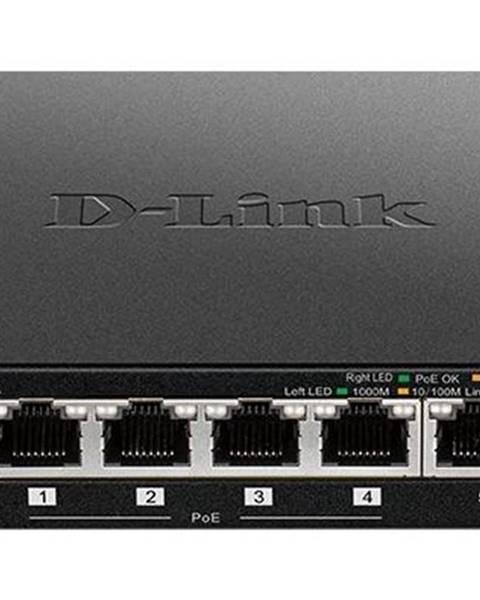 D-Link Switch D-Link DGS-1005P/E