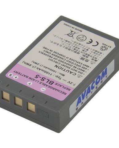 Batéria Avacom Olympus BLS-5 Li-ion 7.2V 1150mAh 7.9Wh
