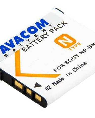 Batéria Avacom Sony NP-BN1 Li-Ion 3.6V 650mAh 2.4Wh
