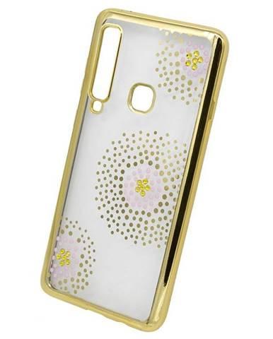 Kryt na mobil Beeyo Flower Dots na Samsung Galaxy A9