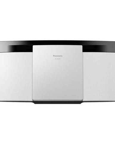Mikro HiFi systém Panasonic SC-Hc200eg-W biely