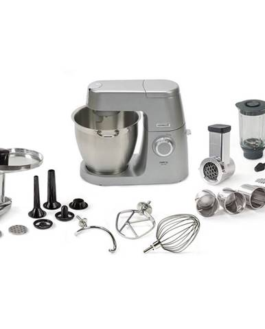 Kuchynský robot Kenwood Chef XL Elite Kvl6420s strieborn