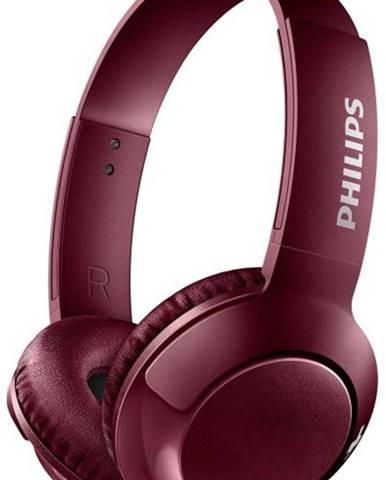 Slúchadlá Philips Shb3075rd červená