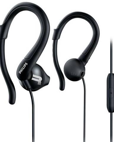 Slúchadlá Philips Shq1255tbk čierna