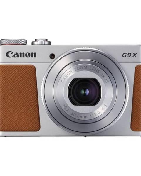 Canon Digitálny fotoaparát Canon PowerShot G9 X Mark II strieborný