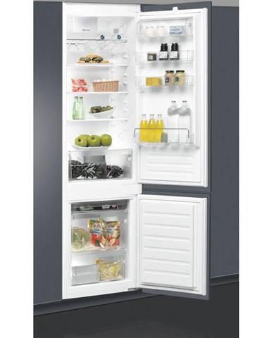 Kombinácia chladničky s mrazničkou Whirlpool ART 96101 biele