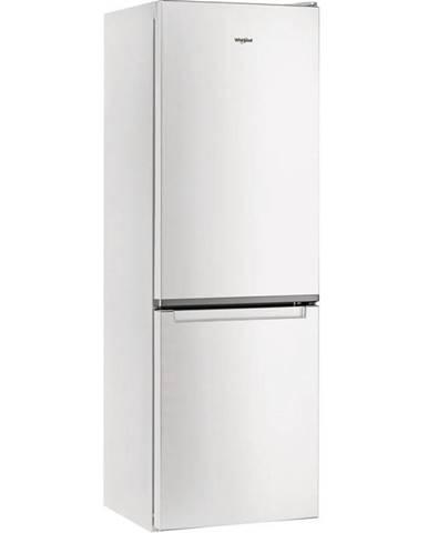 Kombinácia chladničky s mrazničkou Whirlpool W5 811E W 1 biela