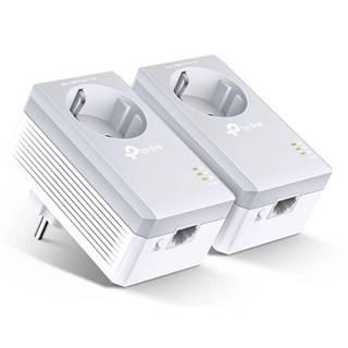 Sieťový rozvod LAN po 230V TP-Link TL-PA4010P KIT biely