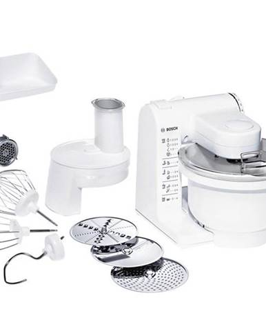 Kuchynský robot Bosch MUM4406 biely