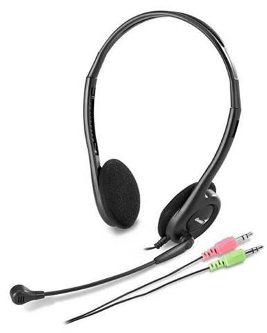 Headset  Genius HS-200C čierny