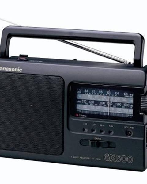Panasonic Rádioprijímač Panasonic RF-3500E9-K