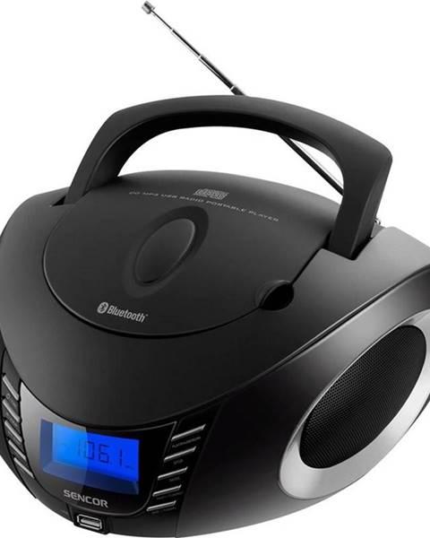 Sencor Rádioprijímač s CD Sencor SPT 3600 čierny/strieborn