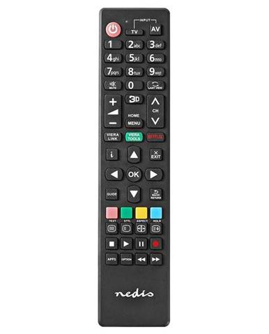 Diaľkový ovládač Nedis kompatibilní se všemi televizory Panasonic