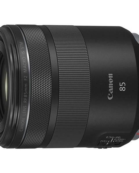 Canon Objektív Canon RF 85 mm f/2 Macro IS STM čierny