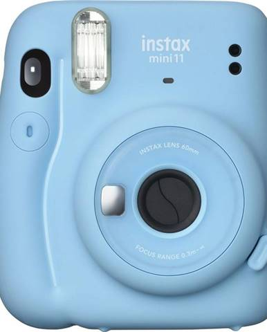Digitálny fotoaparát Fujifilm mini 11 + puzdro modr