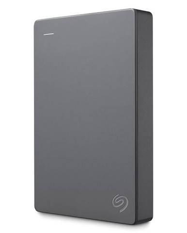 Externý pevný disk Seagate Basic 5TB USB 3.0 sivý