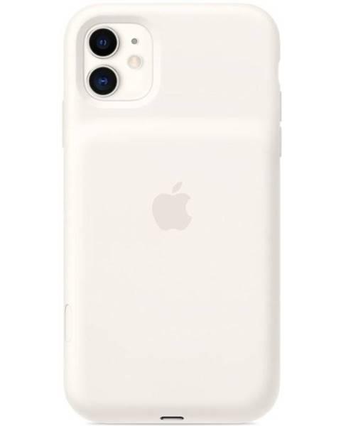 Apple Kryt na mobil Apple Smart Battery Case pre iPhone 11 - biely