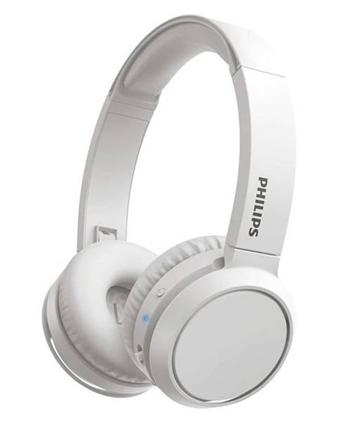 Philips Slúchadlá Philips Tah4205wt biela