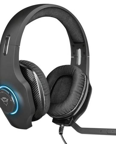 Headset  Trust GXT 455 Torus RGB čierny