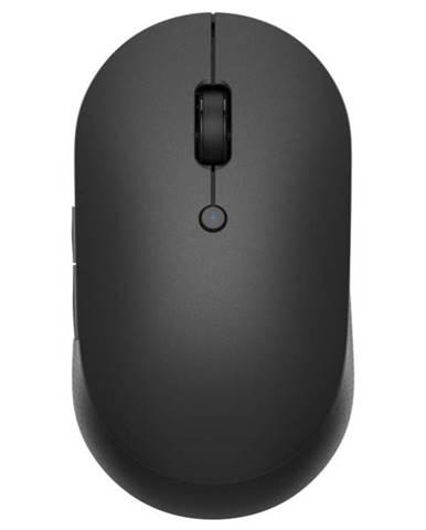 Myš  Xiaomi Mi Dual Mode Silent Edition čierna
