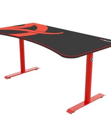 Herný stôl Arozzi Arena 160 x 82 cm čierny/červený