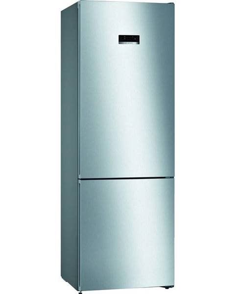 Bosch Kombinácia chladničky s mrazničkou Bosch Serie   4 Kgn49xlea nerez
