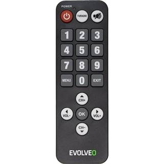 Diaľkový ovládač Evolveo Senior pro Alpha T2/Omega II