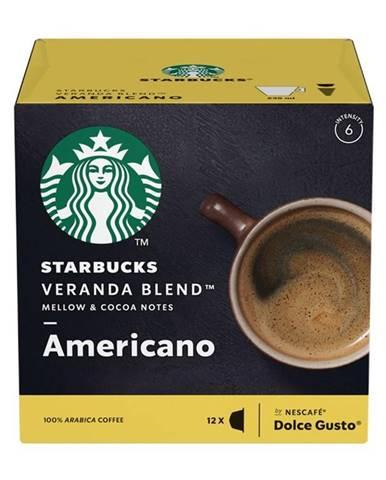 Kapsule pre espressa Starbucks Veranda Blend 12Caps