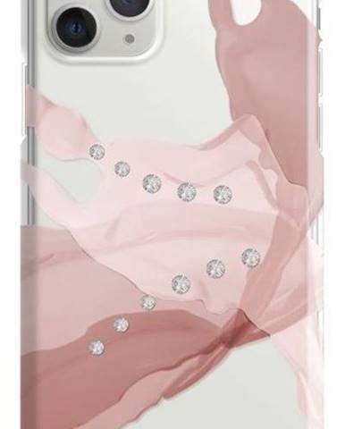 Kryt na mobil White Diamonds Liquids na Apple iPhone 11 Pro ružový