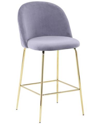Barová stolička Artdeco Bar Šedá