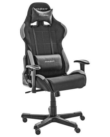 Pracovná stolička Dx Racer 5 Čierna/šedá