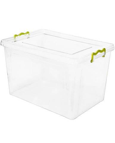 Aldo Plastový úložný box 9,2 l, biela