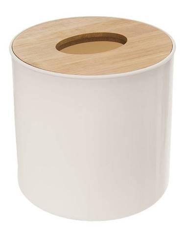 Kôš odp. plast/bambus kozmetický WHITNEY ORION
