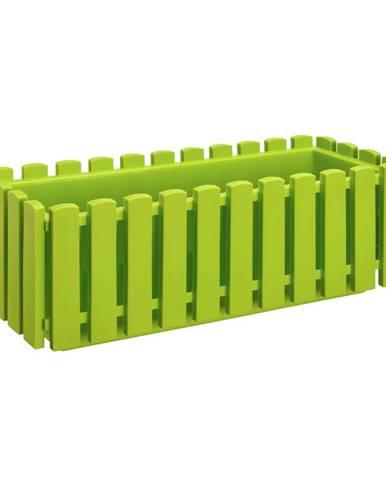 Plastkon Truhlík Fency 50 x 18,5 cm zelený