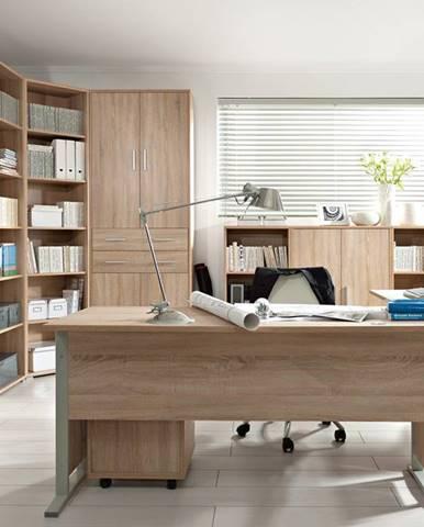 Kancelársky stôl BRW Office BIU/150