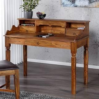 Písací stôl MAKASSAR SECRET