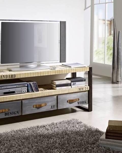 Bighome.sk FABRICA TV stolík 150x60 cm, mango