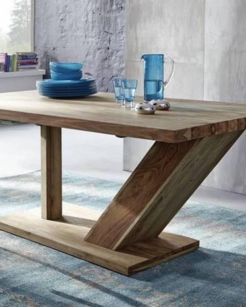 Bighome.sk NATURAL Jedálenský stôl 198x100 cm, palisander