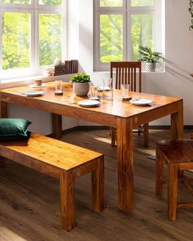 CAMBRIDGE HONEY Jedálenský stôl 140x90 cm, akácia