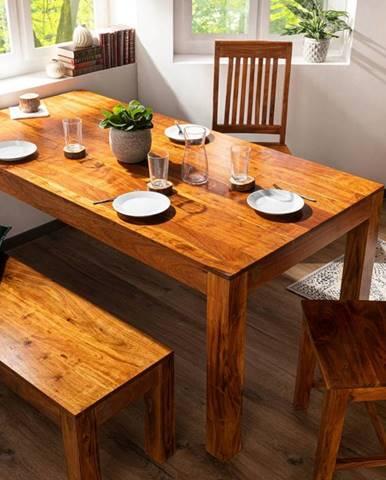 CAMBRIDGE HONEY Jedálenský stôl 210x100 cm, akácia