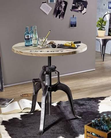 FABRICA Jedálenský stôl 75x75 cm, mango