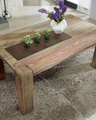 GREY WOOD Jedálenský stôl 220x100 cm, palisander