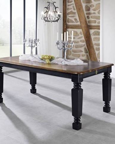 KOLONIAL Jedálenský stôl 180x100 cm, palisander