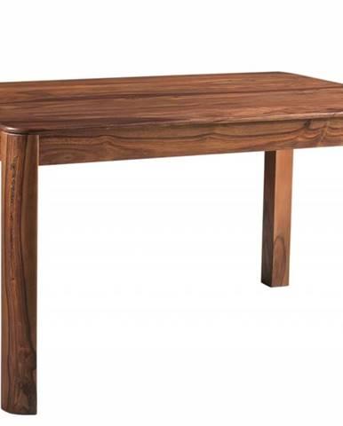 MONTREAL Jedálenský stôl 200x100 cm, hnedá, palisander