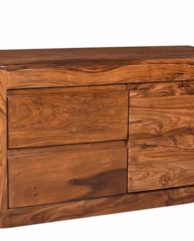 MONTREAL Komoda 51x100 cm, palisander
