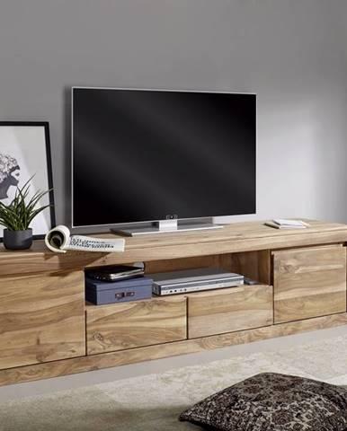 MONTREAL TV stolík 200x50 cm, palisander