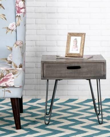 Príručný stolík MATIS 50 cm